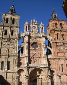Astorga: Kathedrale