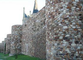 Stadtmauern von Astorga