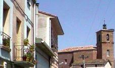 Das Dorf Azofra