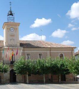 Rathaus von Carrion de los Condes