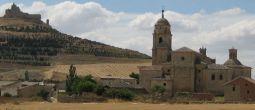 Castrojeriz: Burg und Kirche