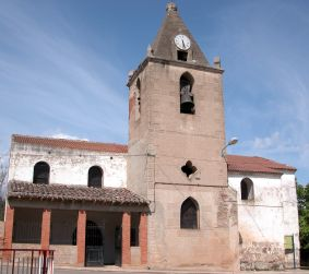 Kirche von Ciruena
