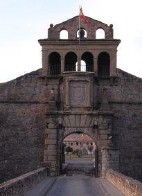 Jaca, Festung