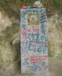 Kilometerstein 100