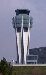 Flughafen von Santiago in Lavacolla
