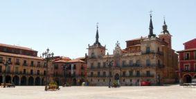 León: Plaza Mayor