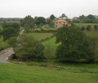 Jakobsweg bei Ligonde