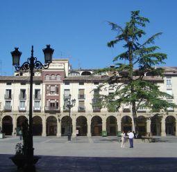 Marktplatz von Logrono