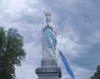 Madonna in Lourdes