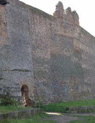 Stadtmauer Manzilla de las Mulas