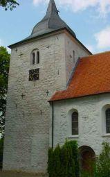 Mönchsweg: Bosau, St. Petri