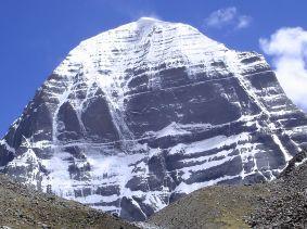 Südwand Mount Kailash