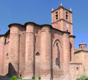 Benediktinerkloster in Najera