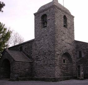 O Cebreiro: Santa Maria