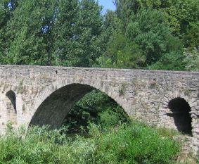 Pamplona Magdalenenbrücke