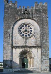 Portomarin: Iglesia San Nicolas