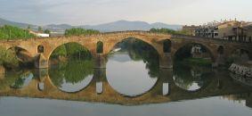 Puente la Reina (Brücke der Königin)