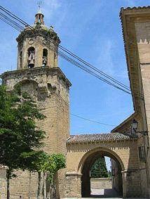Kirche von Puente la Reina