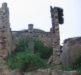 Verlasse Häuser in Ruesta