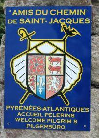 Saint-Jean-Pied-de-Port, Pilberbüro