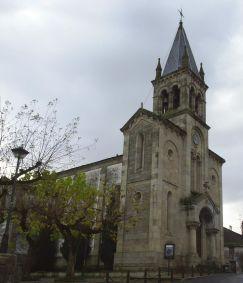 Sarria: Kirche Santa Maria