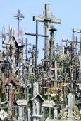 Litauen: Berg der Kreuze