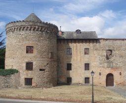Villafranca del Bierzo: Burg