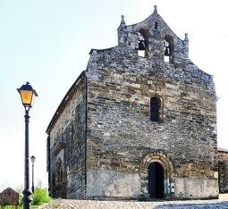 Villafranca del Bierzo: Jakobus-Kirche