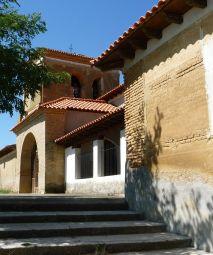 Kirche von Villarmentero de Campos