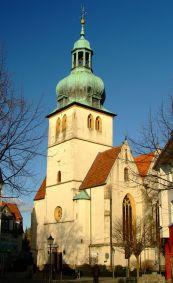 Jakobikirche in Herford Pilgerkirche