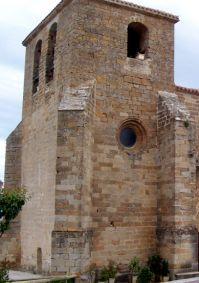 Kirche von Zariquiegui